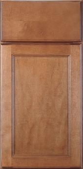 Jamestown II Maple Door