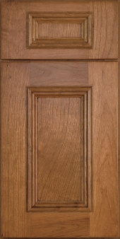 Northbrook Cherry Door
