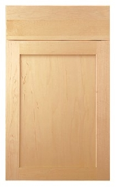 Parsons Maple Door