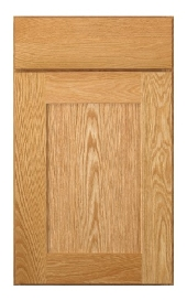 Jacobson Oak Door