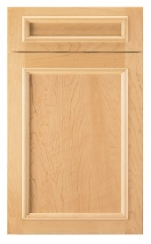 Broadmoor Maple Door