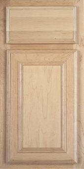 Brunswick II Birch Door
