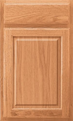 Arlington Oak Door