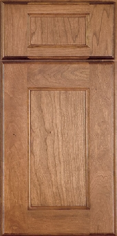 Jefferson I Maple Door