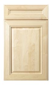 Burnham Maple Door