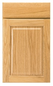 Towne Oak Door