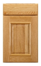 Roycroft Oak Door