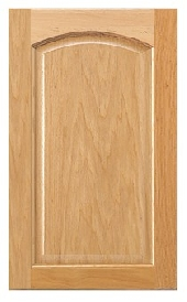Duncan Arch Maple Door