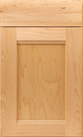Pacifica Maple Door