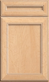Portico Maple Door